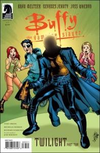 Buffy The Vampire Slayer Season 8 #33