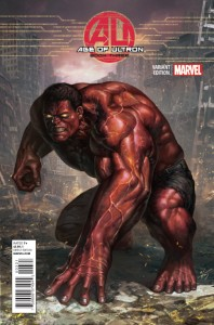 Age of Ultron #3 In-Hyuk Lee Variant