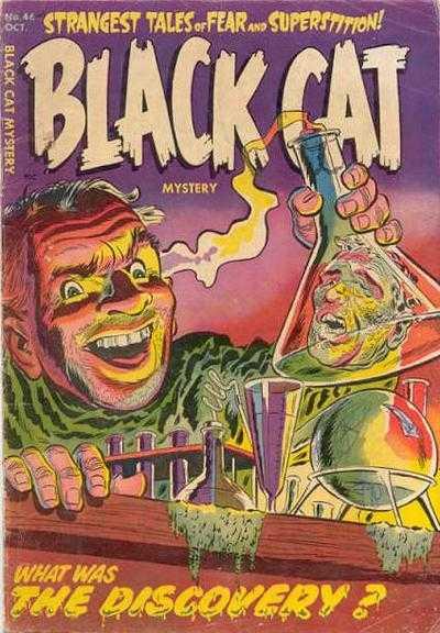 BLACK CAT MYSTERY #46