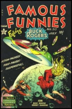 FAMOUS FUNNIES #212