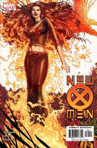 New X-Men #134