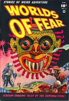 WORLDS OF FEAR #3