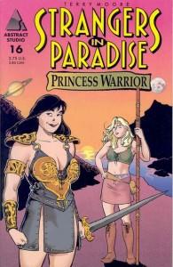 Strangers in Paradise #16