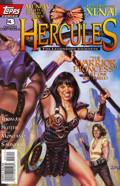Hercules: The Legendary Journeys #3
