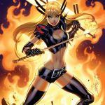 Extraordinary X-Men # J Scott Campbell Variant