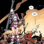 Howard the Duck #2 Gwenpool Variant