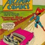 Action! Superman – Justice League Movie Series