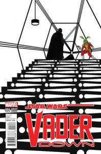 Star Wars: Vader Down #1 Chip Zdarksly 1:4999 Variant