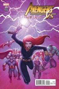 Avengers vs Infinity #1 Variant