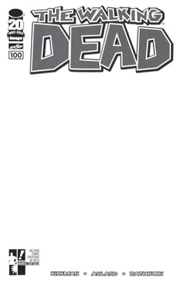 How many pages are in the walking dead book 1
