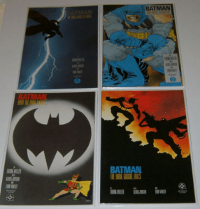 Batman: The Dark Knight Returns #1-4