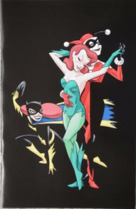 Batman Adventures #12 Comic Con Box Virgin Variant