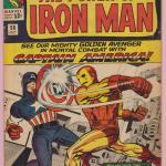Spec Alert! Captain America vs Iron Man in Captain America:  Civil War