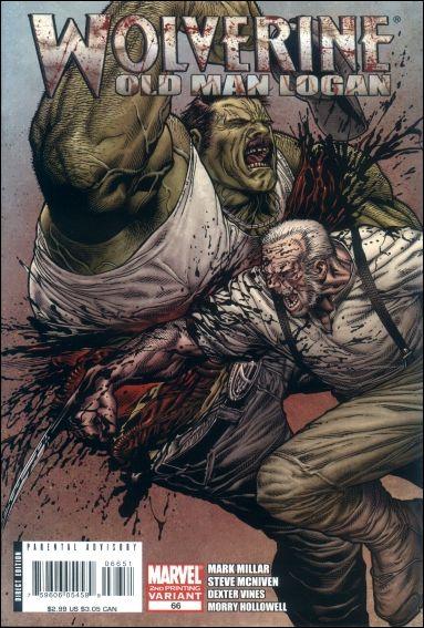 Wolverine #66 2nd Printing