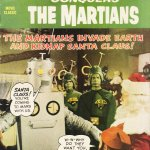 SANTA CLAUS CONQUERS THE MARTIANS (DELL COMICS)