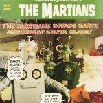 SANTA CLAUS CONQUERS THE MARTIANS (DELL COMICS)