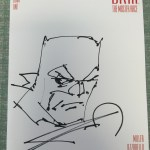 Breaking News: Frank Miller Dark Knight Returns III Sketches