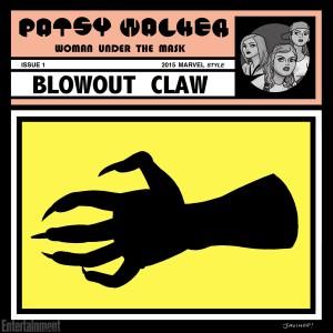 Patsy Walker, A.K.A Hellcat! #1