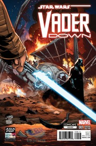 Vader Down #1 Comicave Asia Pop Variant