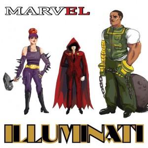 Illuminati #1