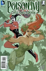 Poison Ivy: Cycle Of Life And Death #1 Terry Dodson Variant