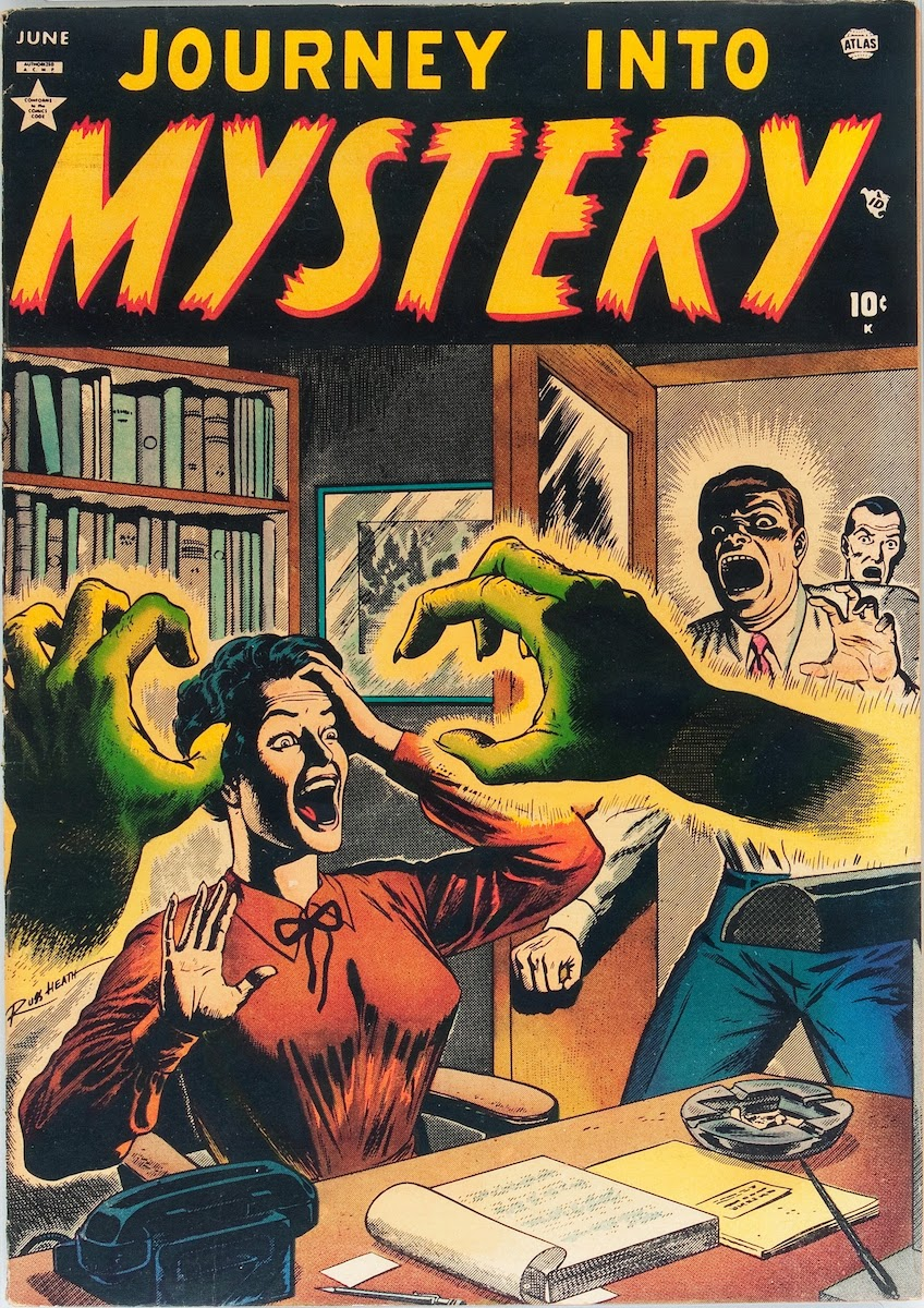 Journey Into Mystery #1