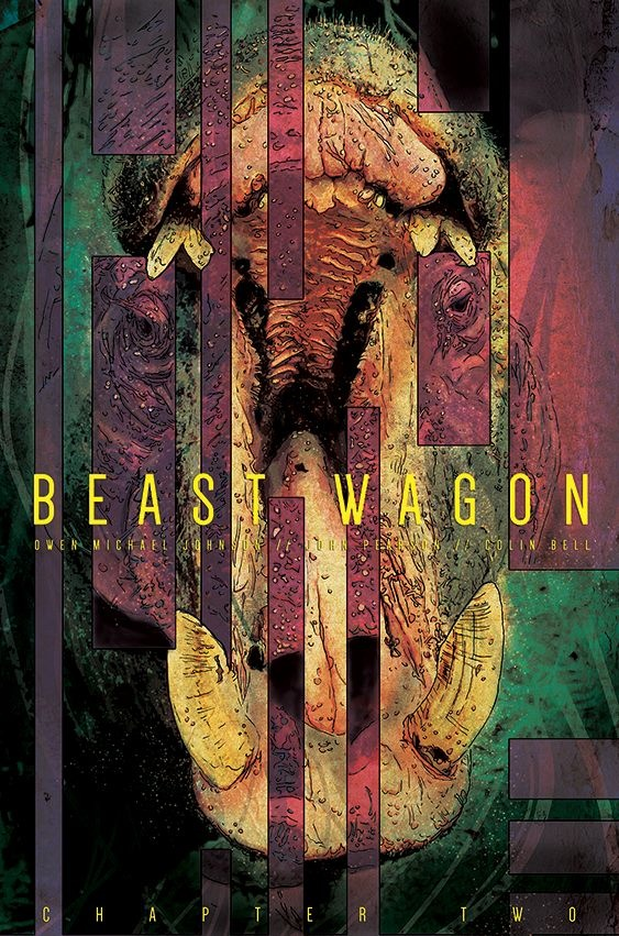 Beast Wagon #2
