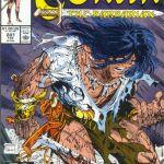 Conan the Barbarian #241 – July 1991