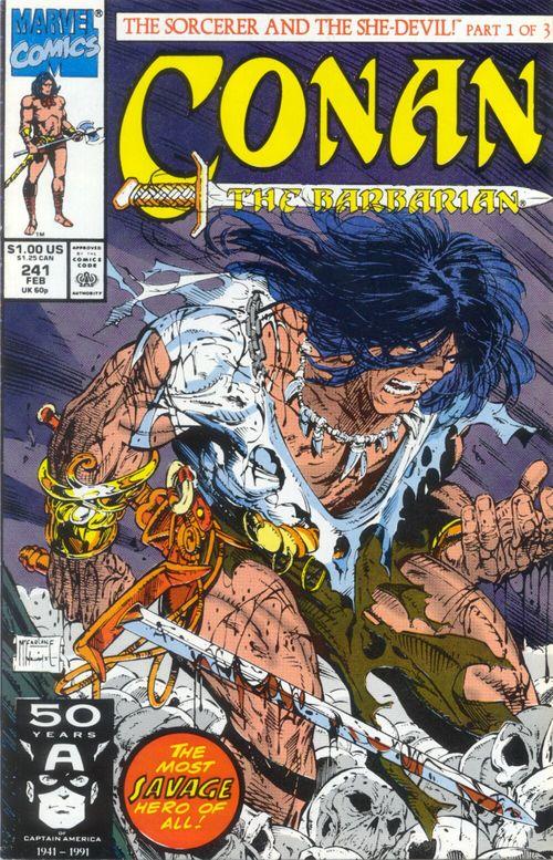 Conan the Barbarian #241