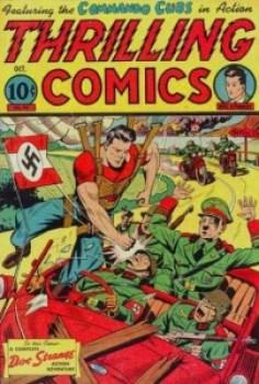 Thrilling Comics #44