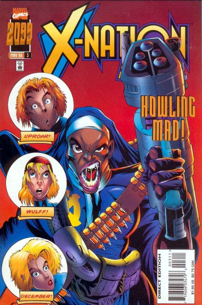 X-Nation 2099 #3