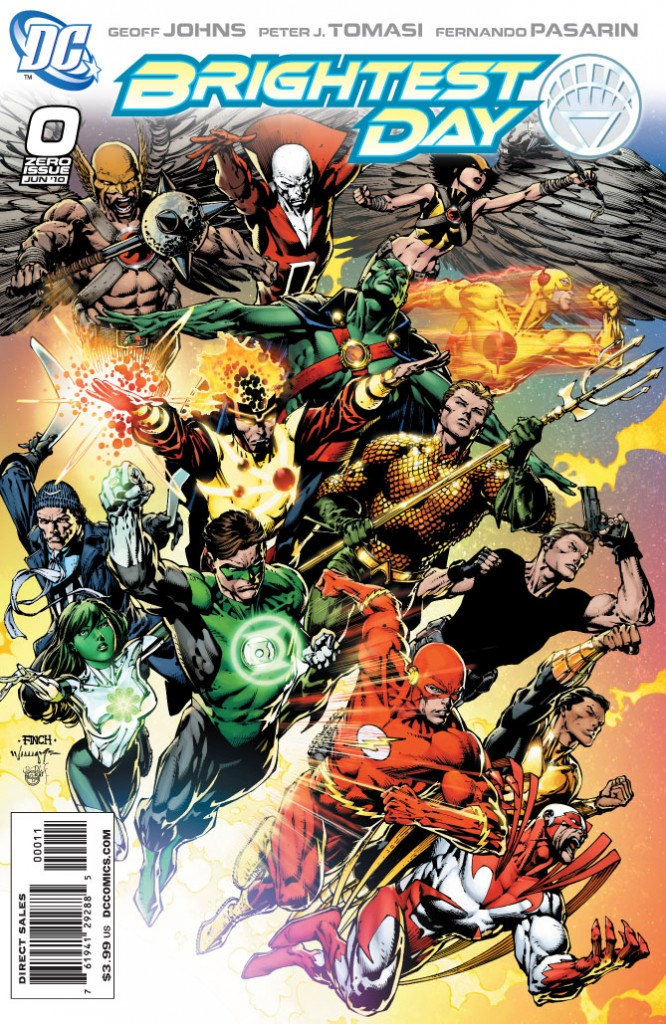 Brightest Day #0