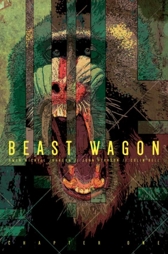 Beast Wagon #1