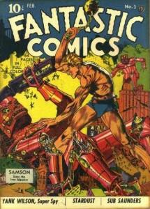 #3 - Classic Lou Fine Robot Cover
