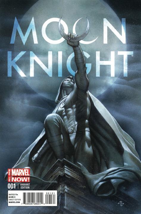 Moon Knight #1 Adi Granov 1:50 Variant