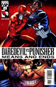 Daredevil vs Punisher #6