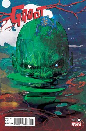 Groot #5 Kirby Monster Variant