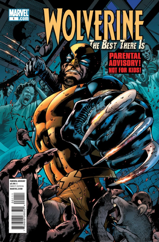 Wolverine: The Best There Is #1