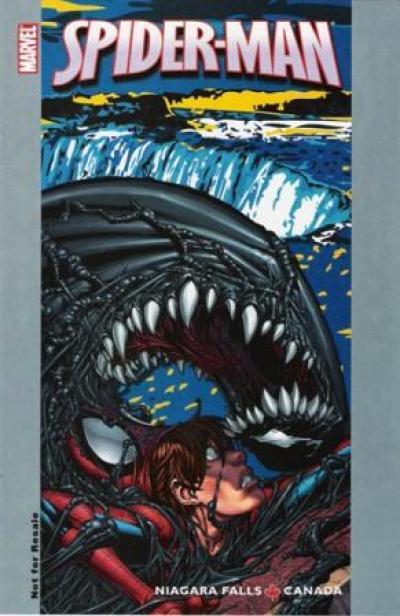 Amazing Spider-Man #300 Niagara Falls Variant