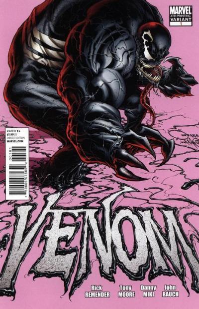 Venom #1 4th Printing