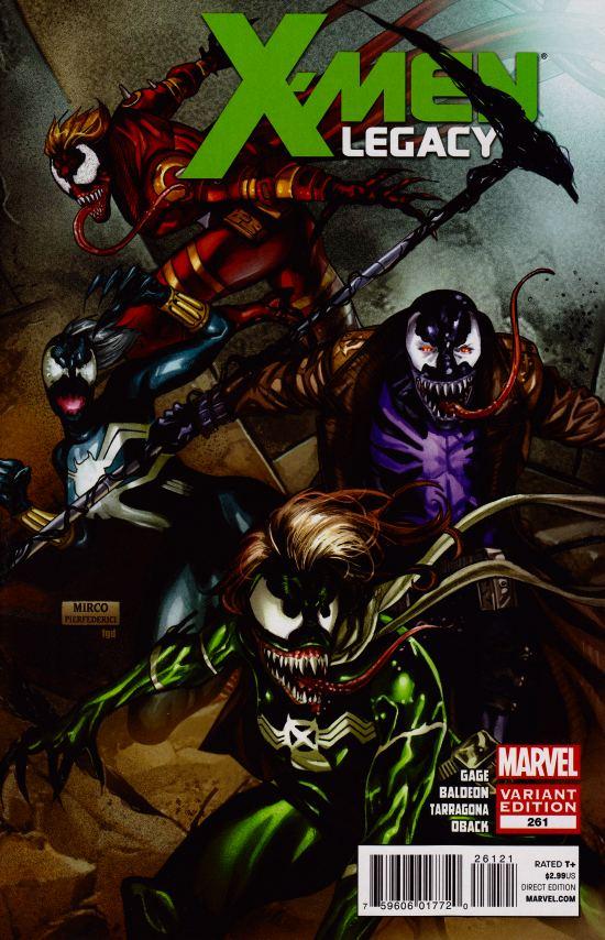 X-Men: Legacy #261
