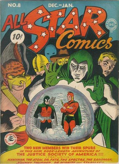 All Star Comics #8