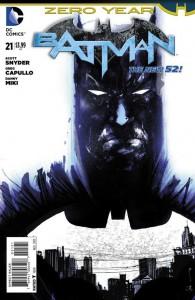 Batman #21 Jock Variant