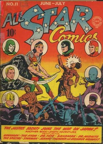 All Star Comics #11