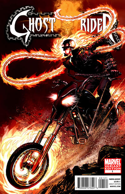Ghost Rider (Vol. 6) #1 Neal Adams 1:50 Variant