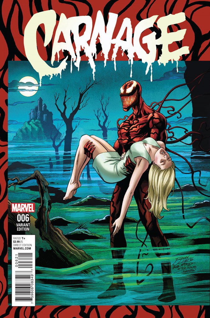 Carnage #6 Classic Variant