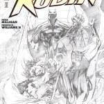 Robin #168 1:10 Kubert Sketch Variant – January 2008