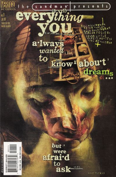 Everything You Always Wanted to Know About Dreams ... but Were Afraid to Ask