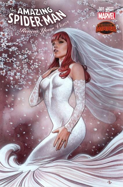 Spider-Man: Renew Your Vows #1