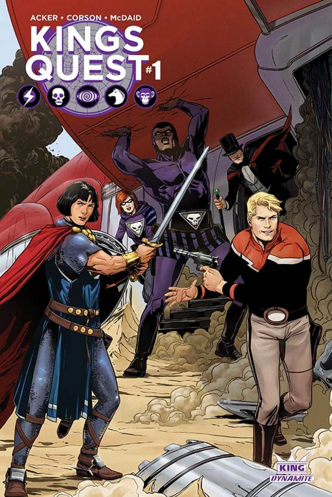 King's Quest #1